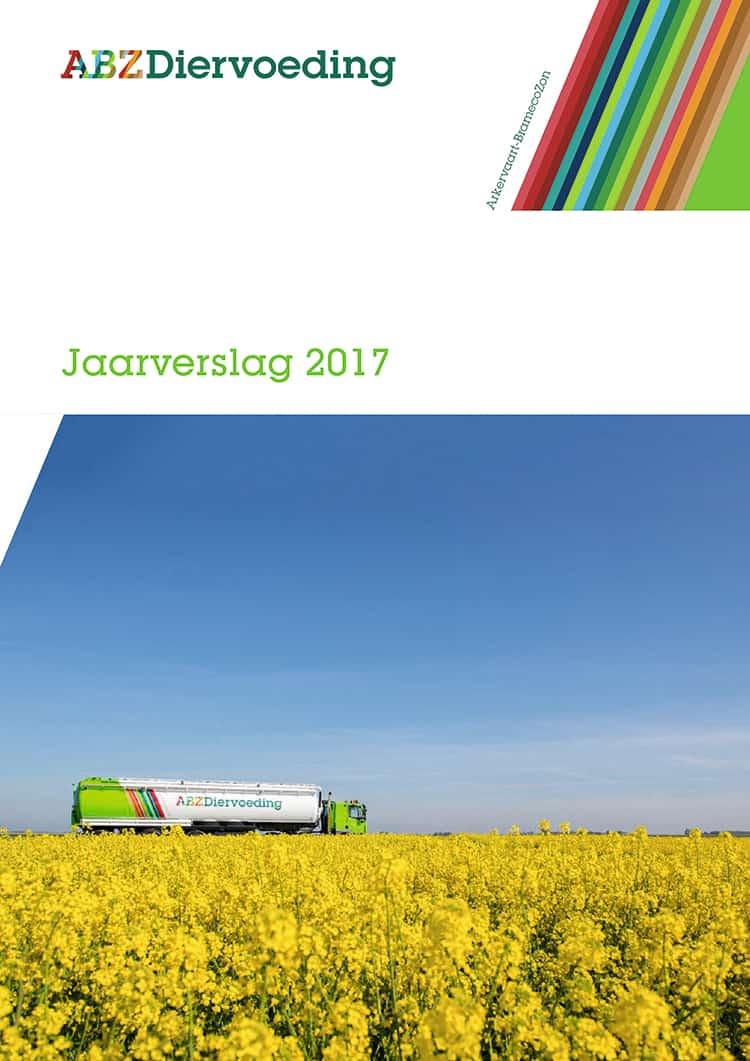 Jaarverslag ABZ Diervoeding 2017