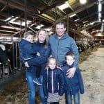 familie Bangma blij met voederbieten