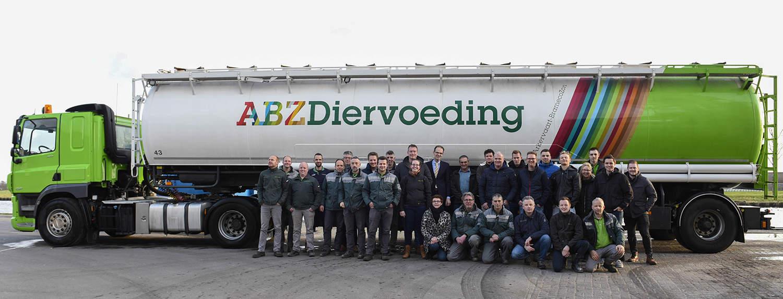 ABZ Diervoeding Stroobos, team