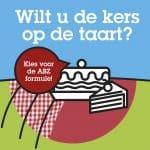 Wilt u de kers op de taart?