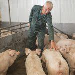 Mari Bertens overschrijdt de grens van 1 kilo vleesaanzet per dag